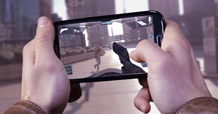 juego de realidad aumentada