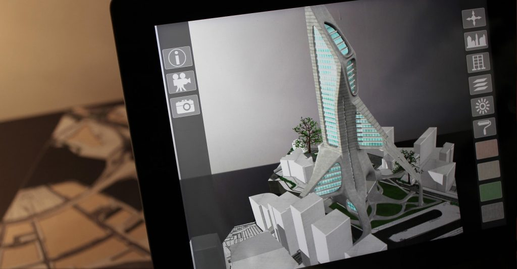 augmented reality in architecture