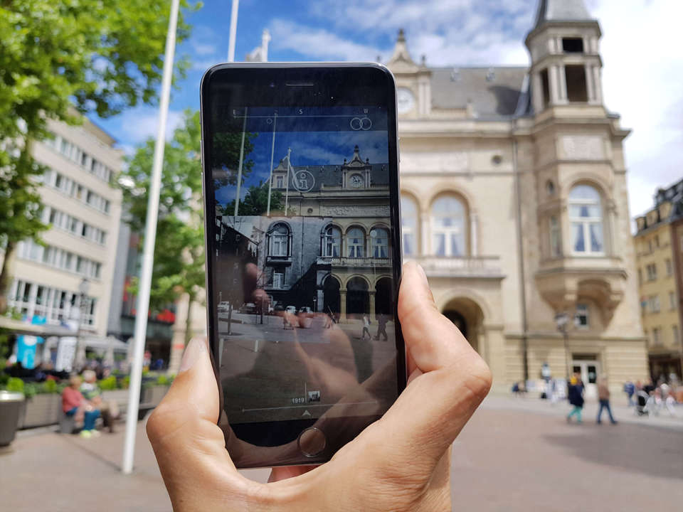 augmented reality tourism