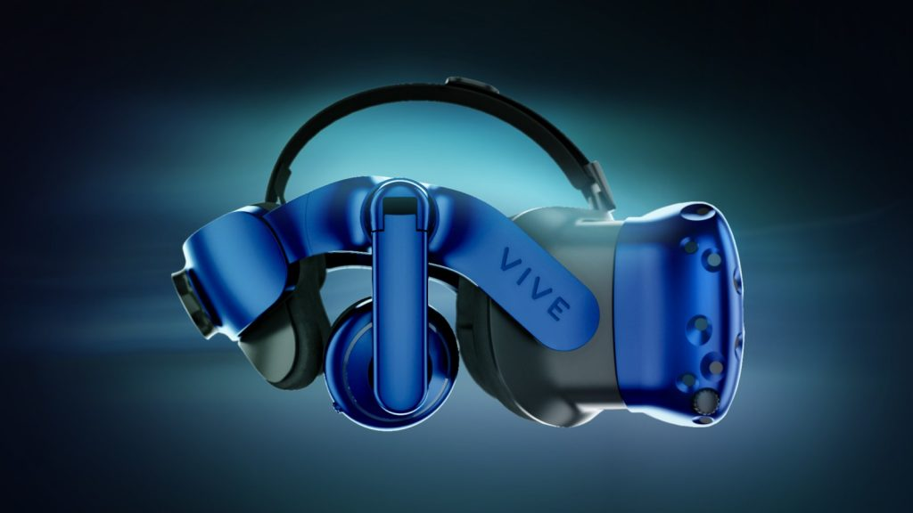 htc vive pro auriculares
