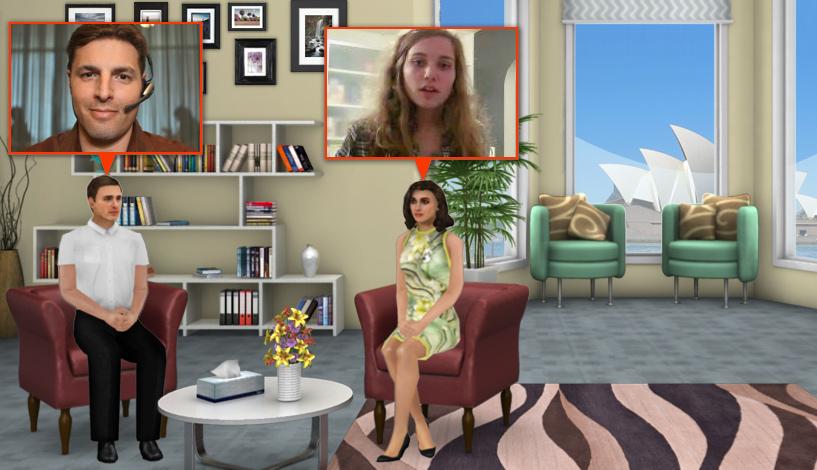 realidad virtual sims