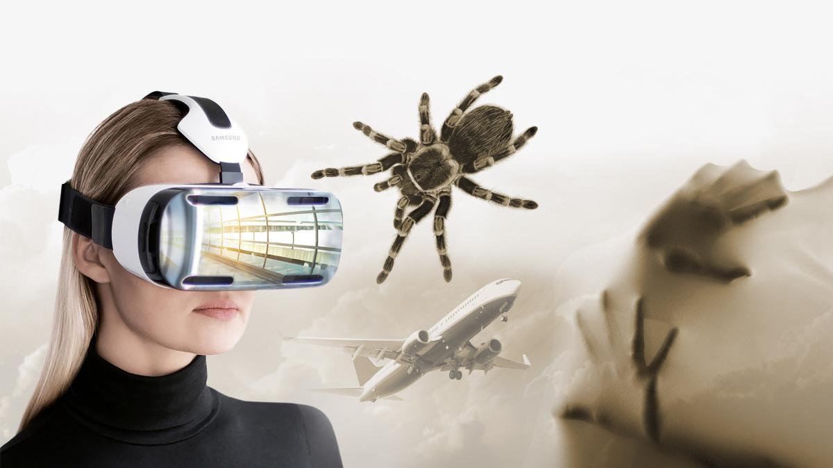 realidad virtual fobia