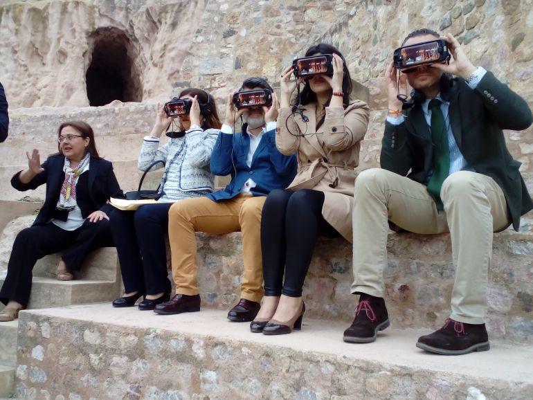 realidad aumentada en el turismo cartagena
