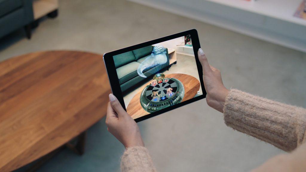 plataforma de realidad aumentada