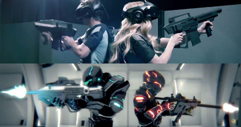 nuevas tecnologías en realidad virtual