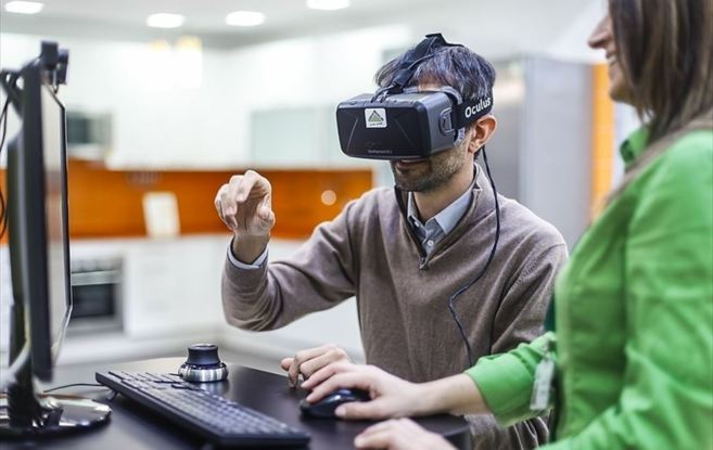 aplicaciones de la realidad virtual
