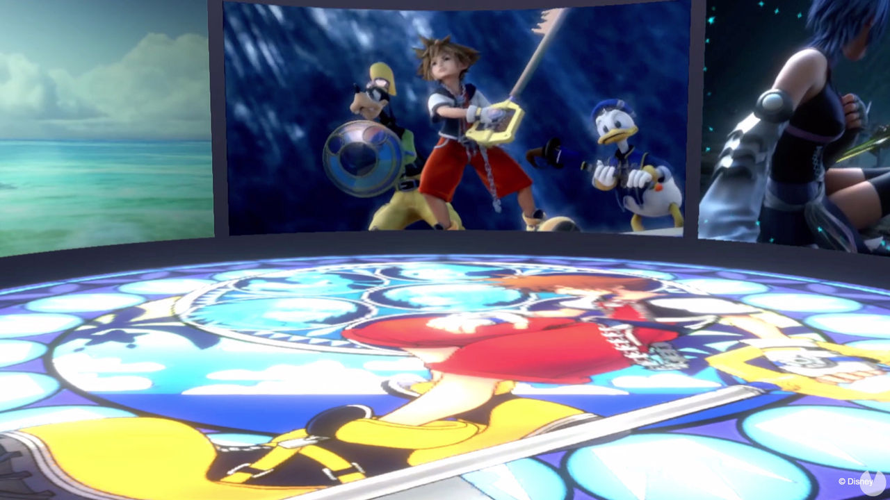 kingdom hearts vr para ps4