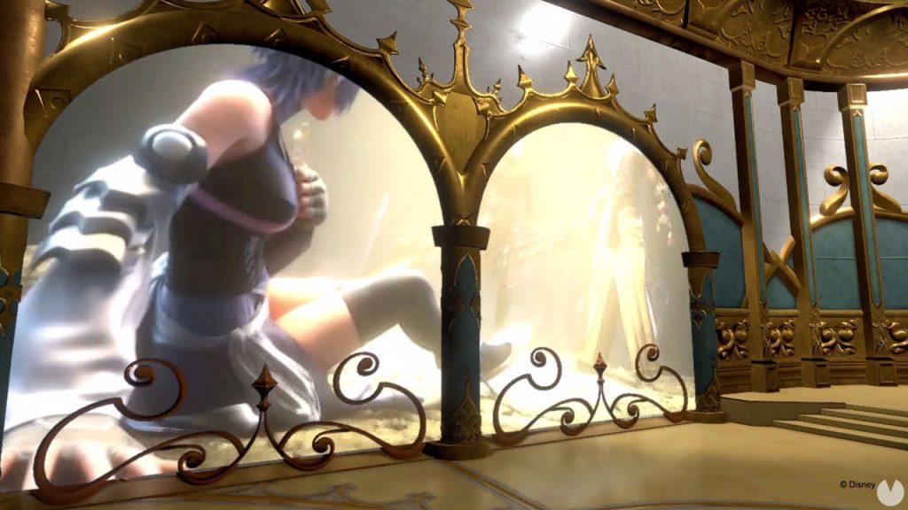 jugar a kingdom hearts vr experience