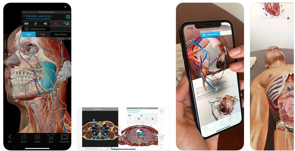 app curiosas de realidad aumentada