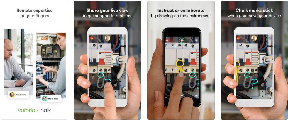 app curiosas de realidad aumentada 2