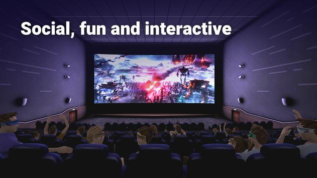 cine en realidad virtual cinemur