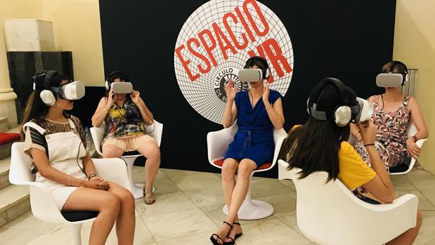 cine en realidad virtual espaciovr