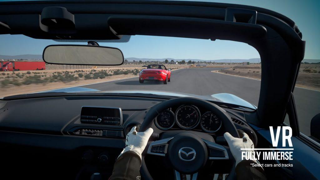 mejores juegos de realidad virtual 2018 gran turismo sport