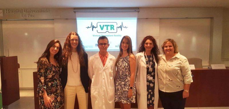 virtual transplant reality