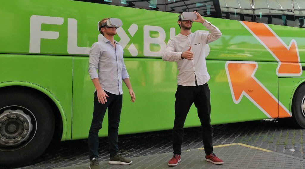 flixbus realidad virtual