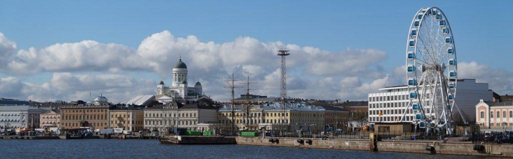 Virtual Helsinki, el futuro de las ciudades en 3D 1