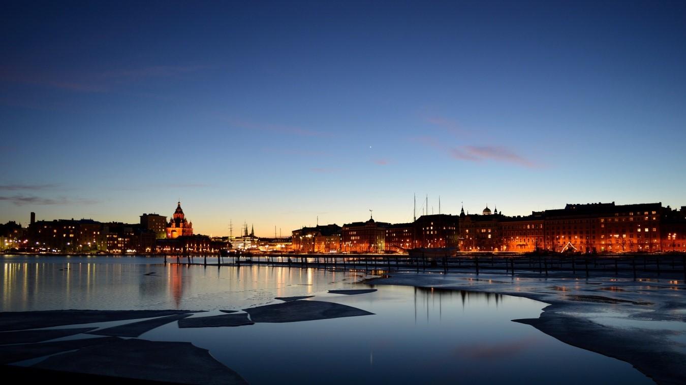 Virtual Helsinki, el futuro de las ciudades en 3D 2