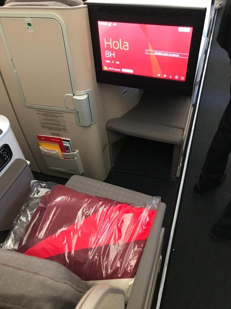 realidad virtual en aviones