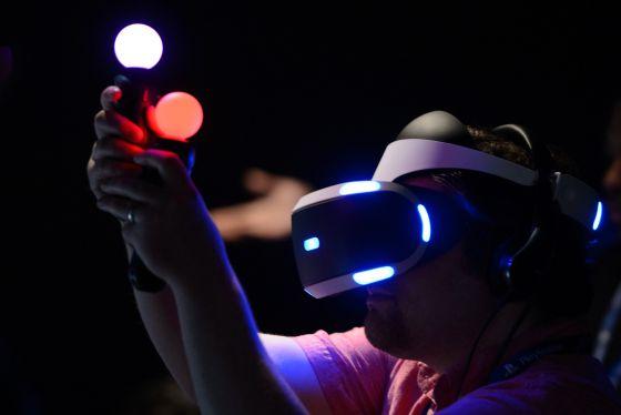 tipos de gafas de realidad virtual