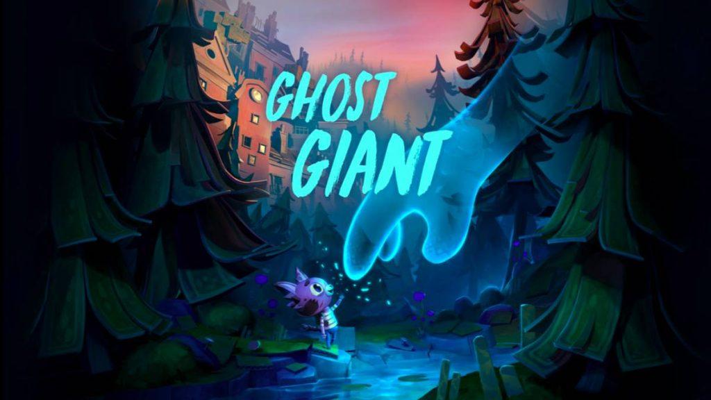 juegos de realidad virtual Ghost Giant