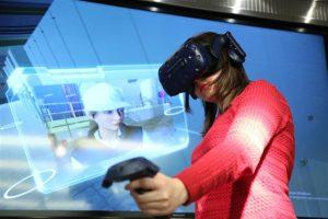 realidad virtual para la formación práctica empleados