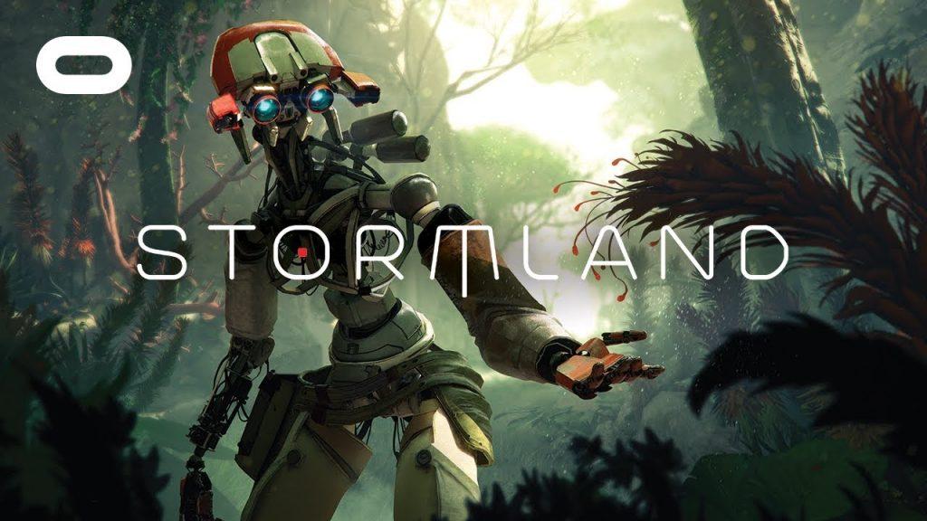 Stormland videojuegos de realidad virtual