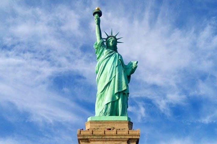 app de realidad aumentada Estatua de la libertad