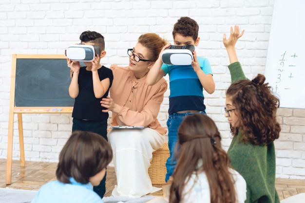 realidad aumentada en la educación