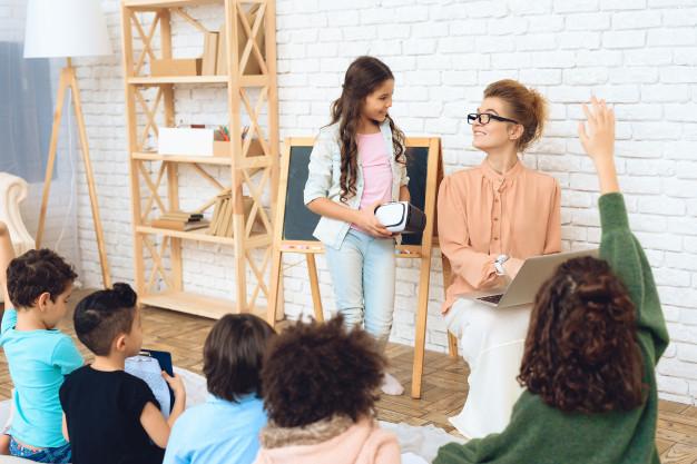 uso de la realidad aumentada en la educación