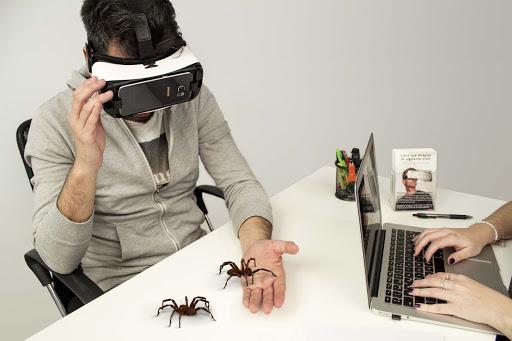 La realidad virtual en la psicologia para superar fobias