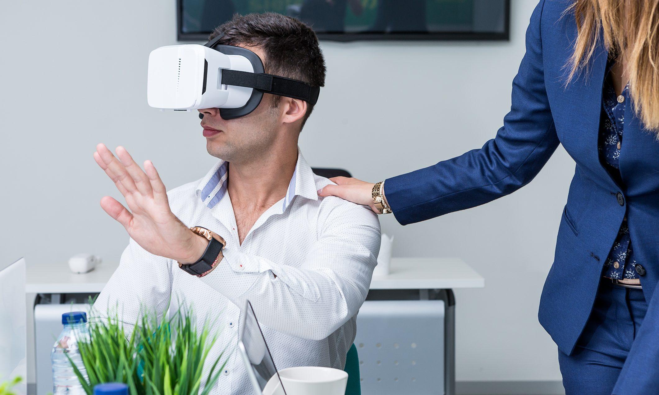 La realidad virtual en la psicologia