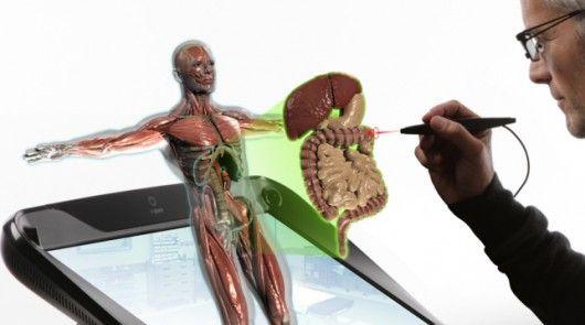 Realidad aumentada en la medicina