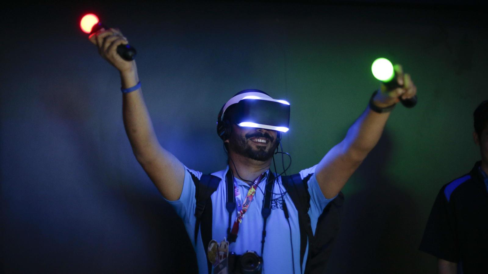 Conciertos con gafas de realidad virtual