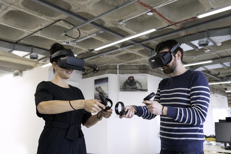 la realidad virtual y el teletrabajo