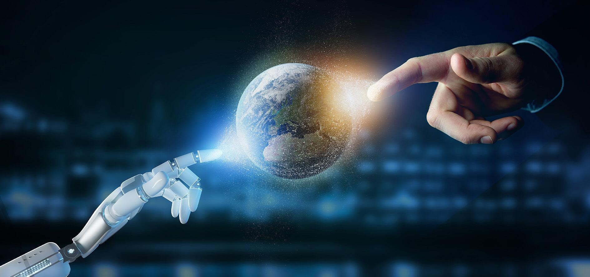 A través de la realidad virtual las personas podremos lograr un buen cuidado del medio ambiente y el planeta