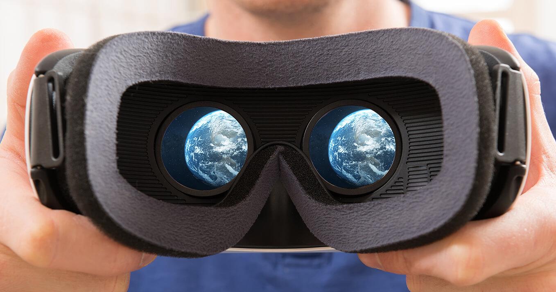 Gafas virtuales que me permiten mejorar el cuidado del medio ambiente