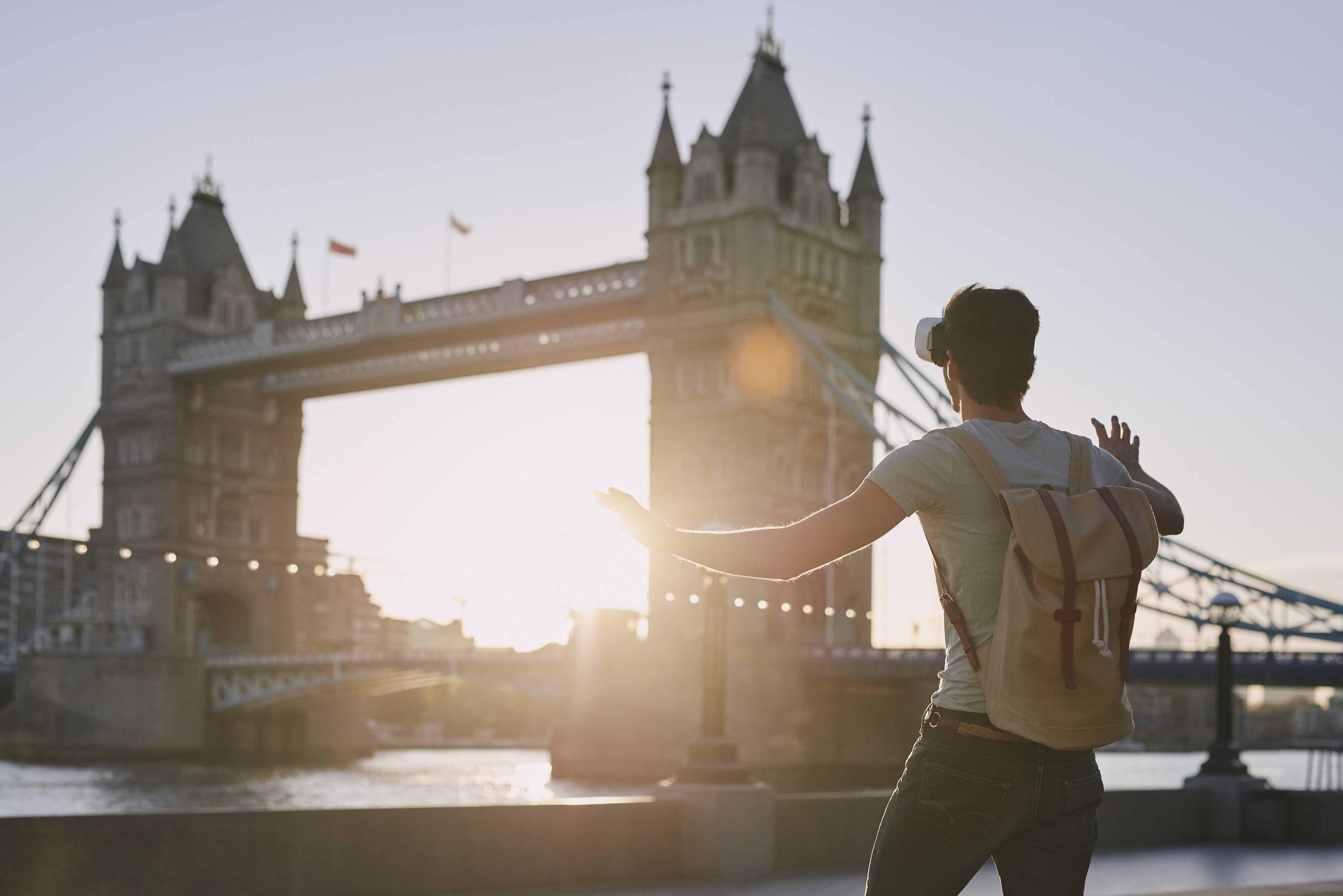 la realidad virtual en el turismo esta en nuestras vidas