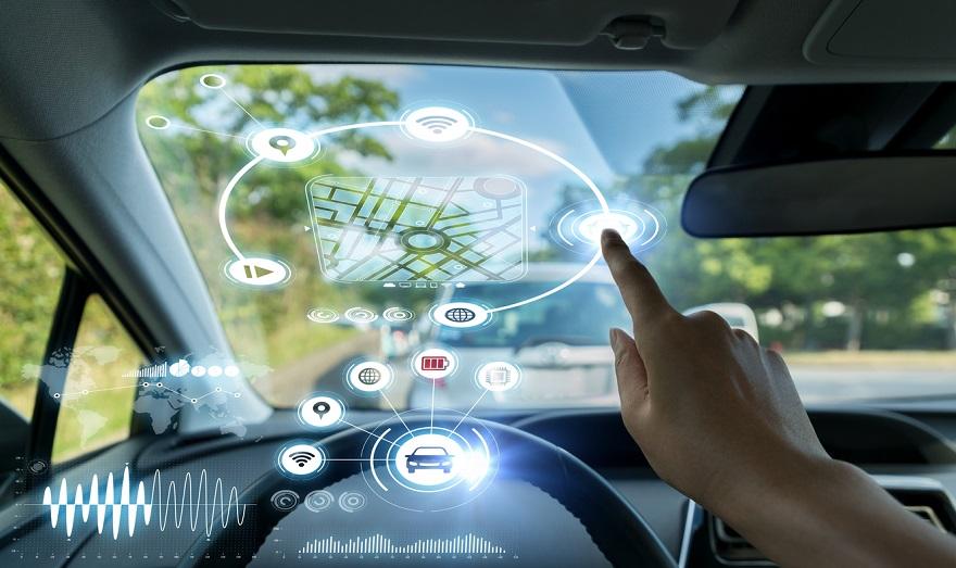 aplicación de la realidad aumentada en los coches