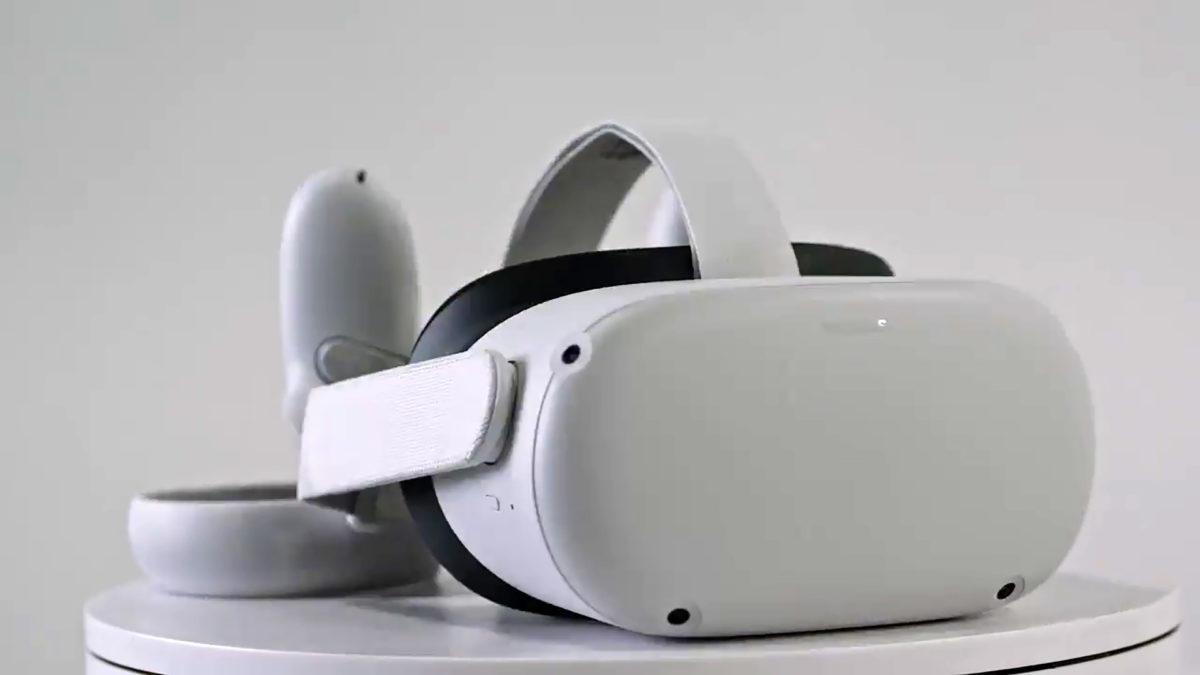 gafas de realidad virtual Oculus Quest 2