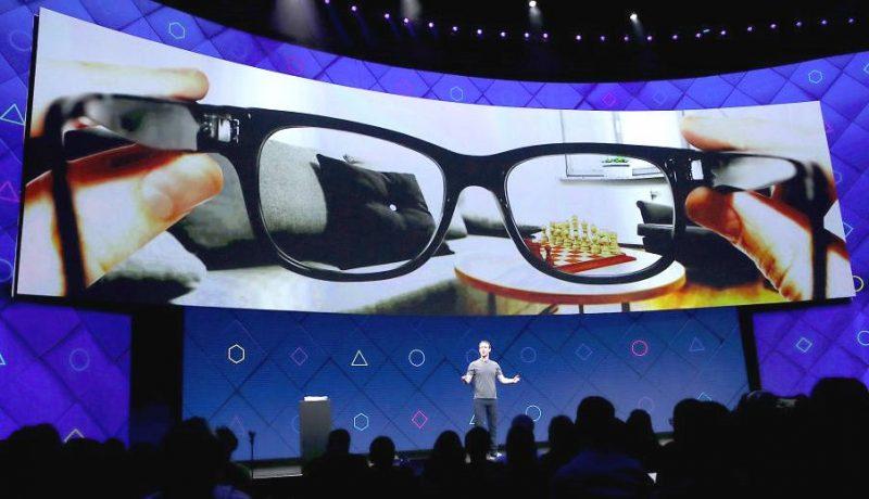 nuevas gafas de realidad virtual de Facebook y Ray-Ban