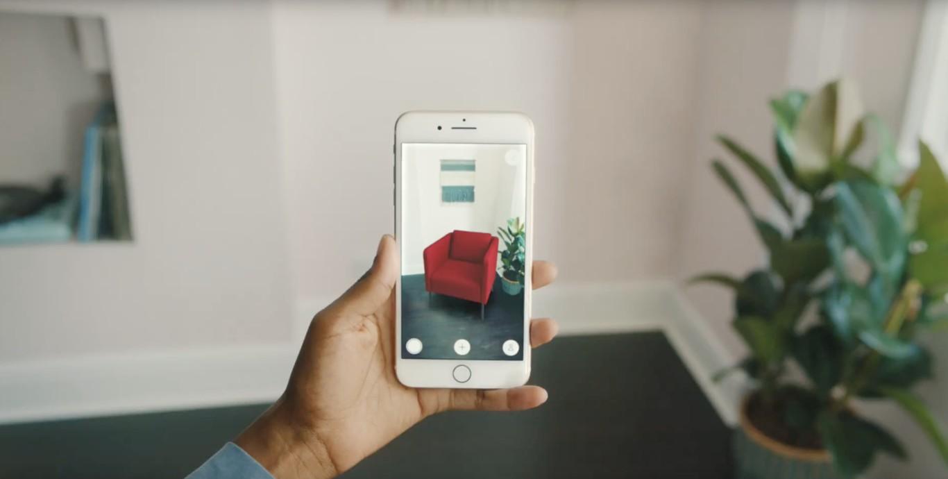 iPhone 12 y la realidad aumentada