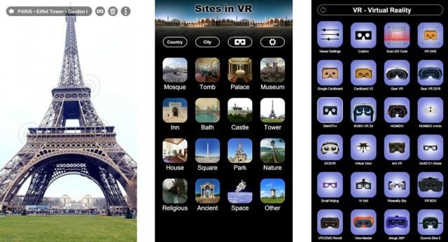 sites vr descubrir mundo virtual realidad virtual