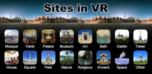 sites vr mundo virtual realidad virtual viajar