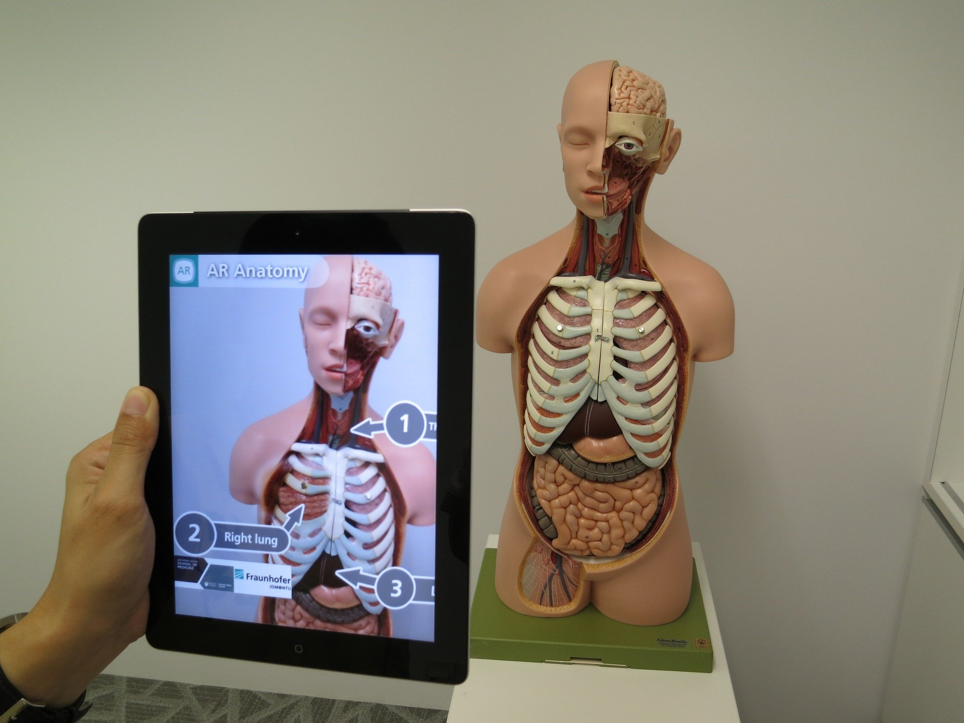 medicina holograma